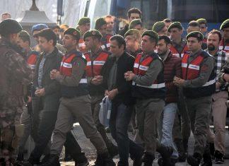 ΤΟΥΡΚΙΑ: Νέες συλλήψεις αξιωματικών