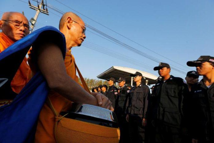 Ταϊλάνδη, βουδιστικός ναός,