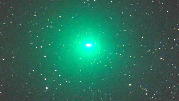 Ο πρασινωπός κομήτης Άτλας πλησιάζει τη Γη – Ορατός και από την Ελλάδα