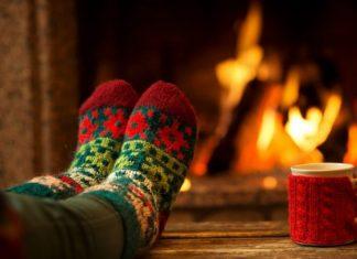 παγωμένη, Δευτέρα, πτώση, θερμοκρασίας,
