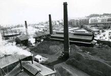 εργοστάσιο, φωταερίου, Αθήνα,