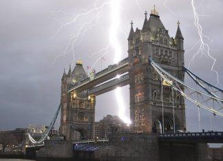 καταιγίδα, Ηνωμένο Βασίλειο,