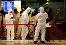 Μαλαισία, αεροδρόμιο, χημικά,