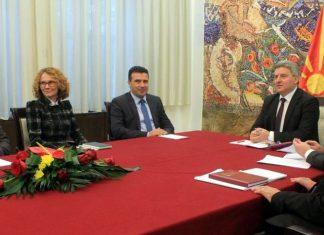 ΠΓΔΜ, Ζάεφ, πρωθυπουργός,