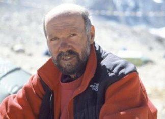 πέθανε, Ορειβάτης, Κώστας Τζιβελέκας,