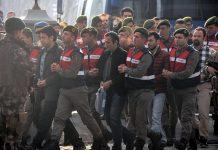 Τουρκία, μέτρα ασφαλείας, πραξικοπηματίες,