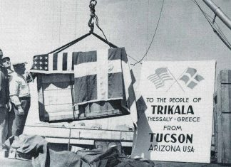 φωτογραφία, Τρίκαλα, βοήθεια, USA,