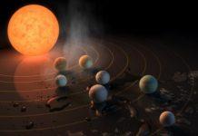 ΝΑΣΑ, ανακάλυψη, νέο ηλιακό σύστημα,