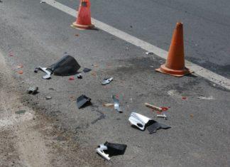 δυστύχημα, αυτοκίνητο, απανθρακώθηκε, οδηγός,