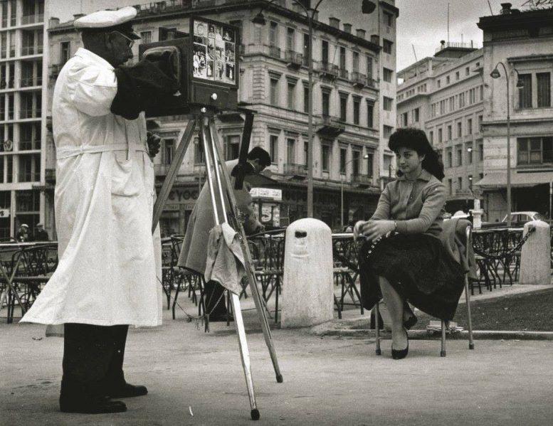 1960, σέλφι,