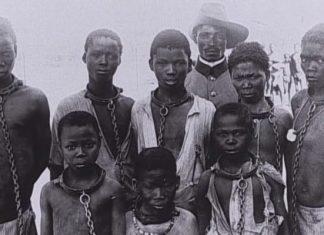 Τανζανία, γερμανικές αποζημιώσεις,