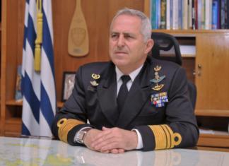 Δείτε το προφίλ του νέου υπουργού Άμυνας, ναύαρχου Αποστολάκη