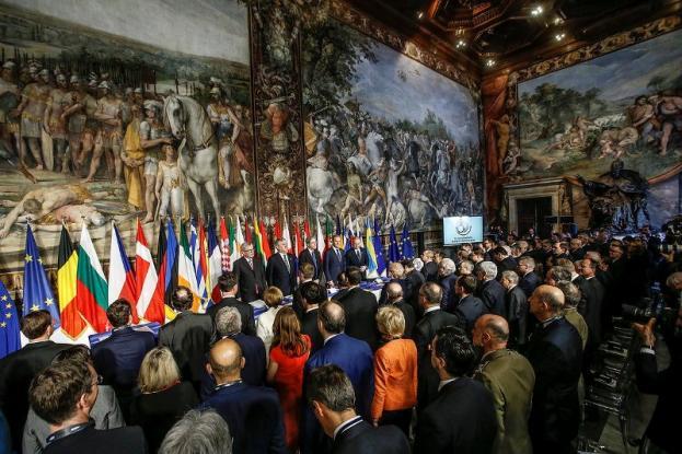 διακήρυξη, Ρώμης, ηγέτες, ΕΕ,