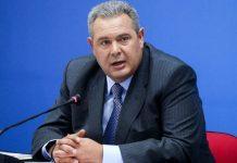 Καμμένος: Για τις φρεγάτες συζήτησαν Τσίπρας-Μακρόν
