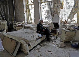 ΗΠΑ, τζαμί, Συρία,