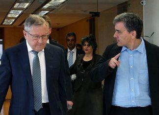 Eurogroup, τετραμερής, συνάντηση,