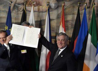 διακήρυξη, Ρώμη,