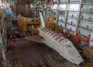 διαστημικά λεωφορεία, Σοβιετική Ένωση,