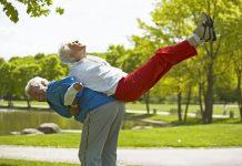 H άσκηση αυξάνει το προσδόκιμο ζωής των ηλικιωμένων