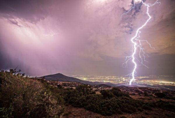 Καλλιάνος: «Κατά ριπάς» θα εκδηλώνονται οι καταιγίδες τη Δευτέρα