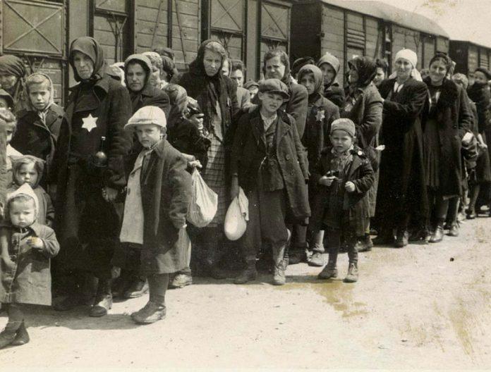 Θεσσαλονίκη, Άουσβιτς, 15 Μαρτίου 1943,