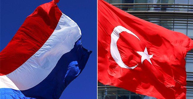 διακοπή, διπλωματικές σχέσεις, Τουρκία, Ολλανδία,