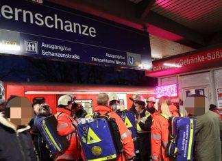 επίθεση, αέριο, σταθμός τρένου, Αμβούργο,