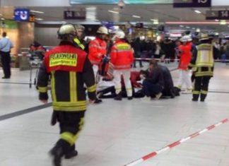 Γερμανία, Ντίσελντορφ, πέντε τραυματίες,