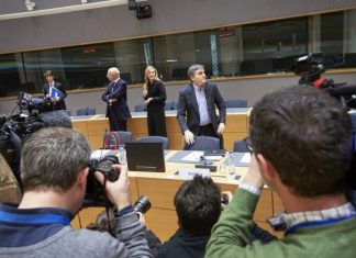 Eurogroup, Δευτέρα, Ελλάδα,