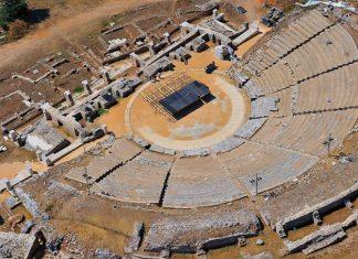 εκδηλώσεις, αρχαιολογικό χώρο, Φιλίππων,