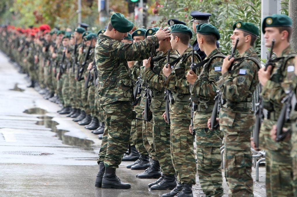 Προσλήψεις ΟΒΑ για 119 θέσεις στον Στρατό Ξηράς
