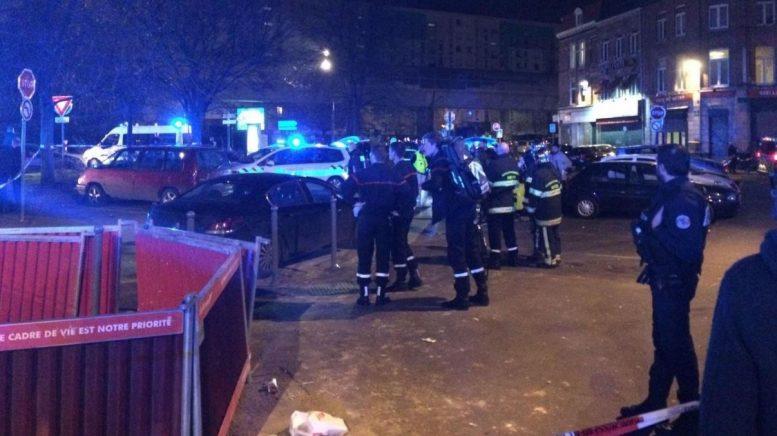 Γαλλία, Λιλ, τρεις, τραυματίες,