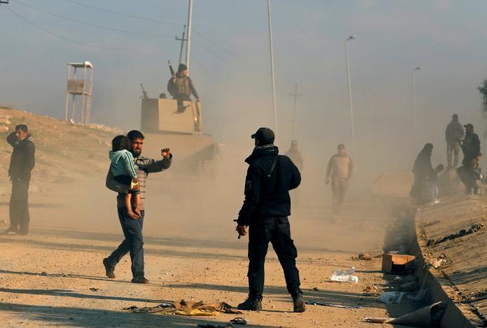 Ιράκ, σκοτώθηκε, δεύτερος, Ισλαμικό Κράτος,