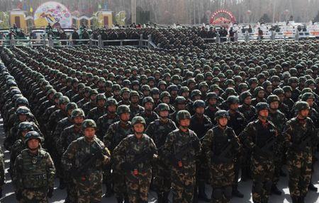 τζιχαντιστές, Ουιγούροι, Πεκίνο,