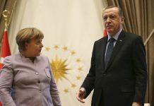 Μέρκελ-Ερντογάν: Τηλεφωνική επικοινωνία εφ' όλης της ύλης