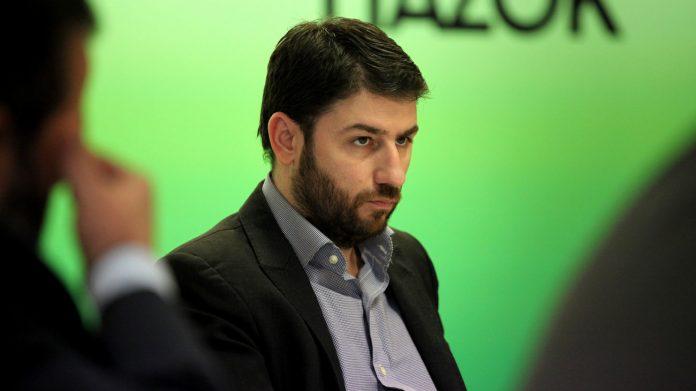 Ανδρουλάκης στο συνέδριο ΠΑΣΟΚ: Το που θα βρίσκεται ο καθένας το 2021 είναι προσωπική επιλογή - Το που όμως οι ψηφοφόροι είναι συλλογική ευθύνη