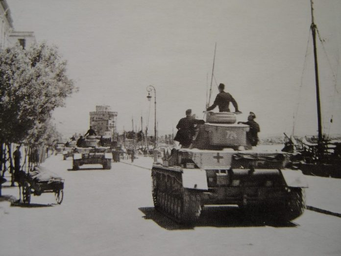 Θεσσαλονίκη, 9 Απριλίου, ναζί,
