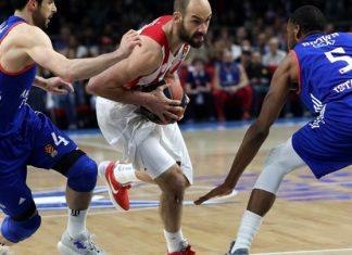 Φενέρ - Ολυμπιακός 83-90