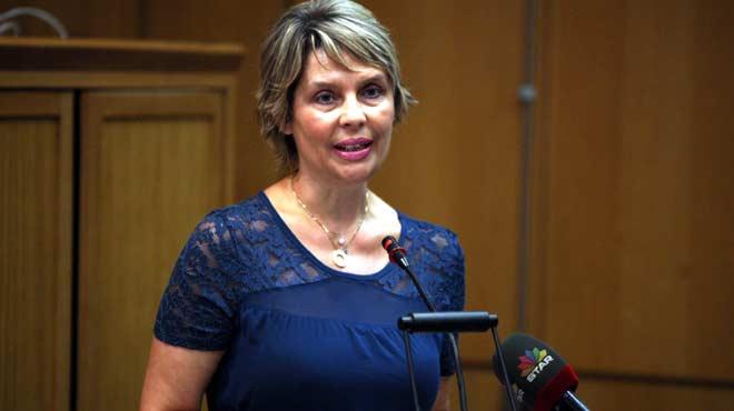 Παπακώστα: Το ΝΕΟ κατεβαίνει στις ευρωεκλογές με την αυτοτέλειά του