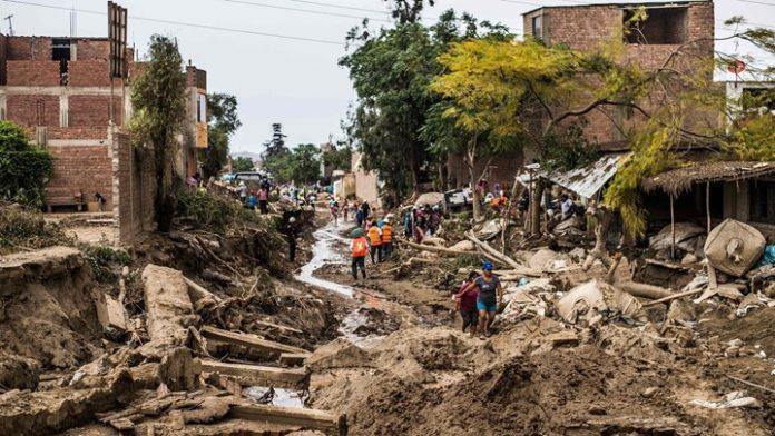 ΠΕΡΟΥ: Δύο νεκροί, 17 αγνοούμενοι και 65 τραυματίες από τον σεισμό