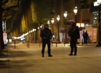 Παρίσι, δύο νεκροί, αστυνομικοί
