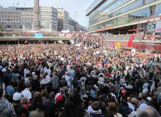 Σουηδία, τρομοκρατία,