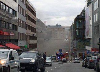 ΤΩΡΑ-ΣΤΟΚΧΟΛΜΗ: Έκρηξη έξω από σταθμό του μετρό