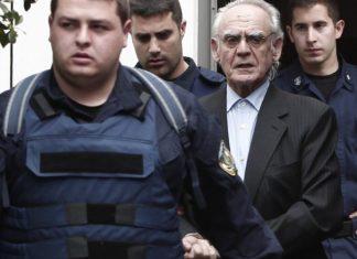 αποφυλάκιση, Τσοχατζόπουλος, εγγύηση,