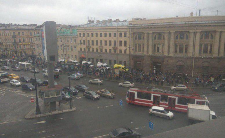 Αγία Πετρούπολη, 10 νεκροί, μετρό,