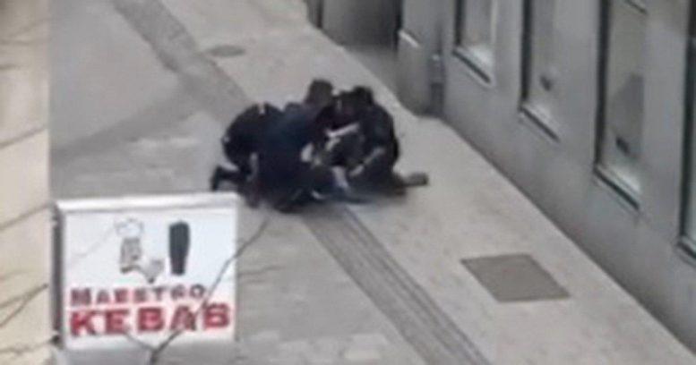 Στοκχόλμη, πέντε νεκροί, σύλληψη, υπόπτου,