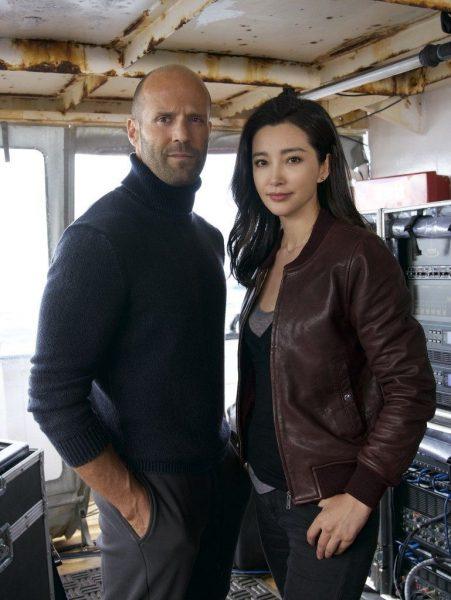Jason Statham, Meg,