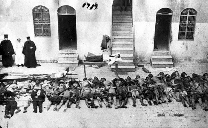 Εκδηλώσεις για την 103η επέτειο της Γενοκτονίας των Αρμενίων