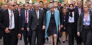 Brexit: Κατ' αρχήν συμφωνία για το ανάμεσα σε Βρετανία και ΕΕ