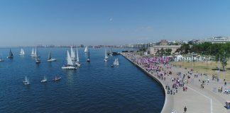 Θεσσαλονίκη: Εντοπίστηκε γυναικείο πτώμα στο Θερμαϊκό
